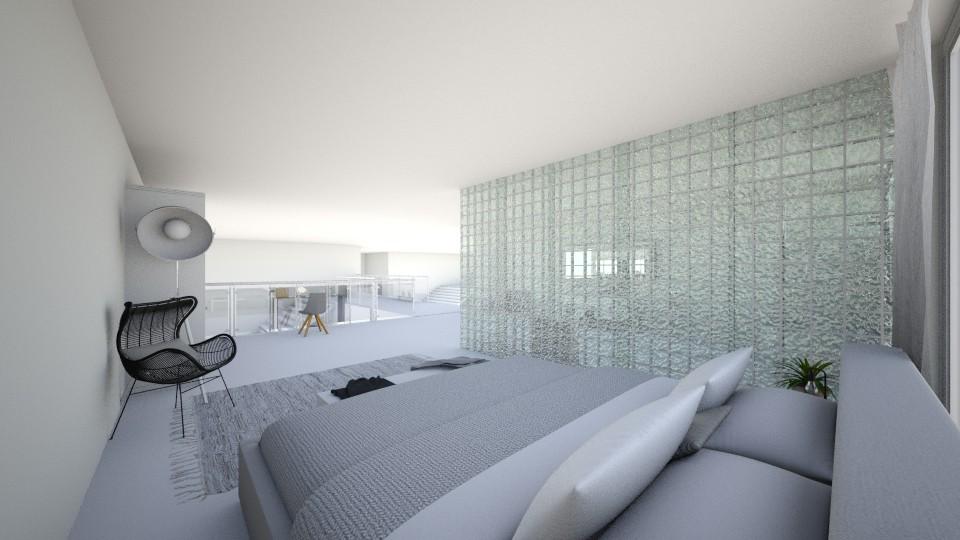 slaapkamer huis 3 andere  - Modern - Bedroom - by karlijnpoos