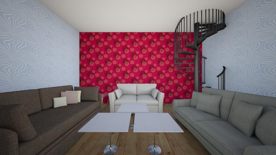 sas - Living room - by SACHIN BARUPAL