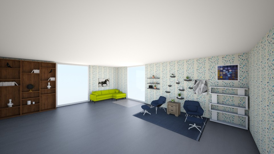 colors - Living room - by eze4546