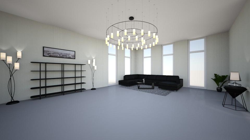 Modern Living Room - Modern - Living room - by halizanrh