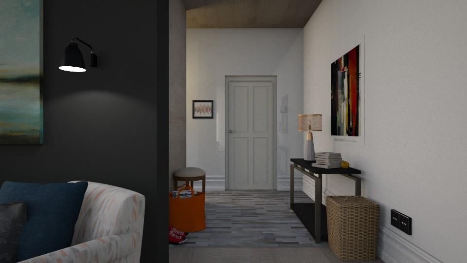 Tiny apartment - by Inna_Inas