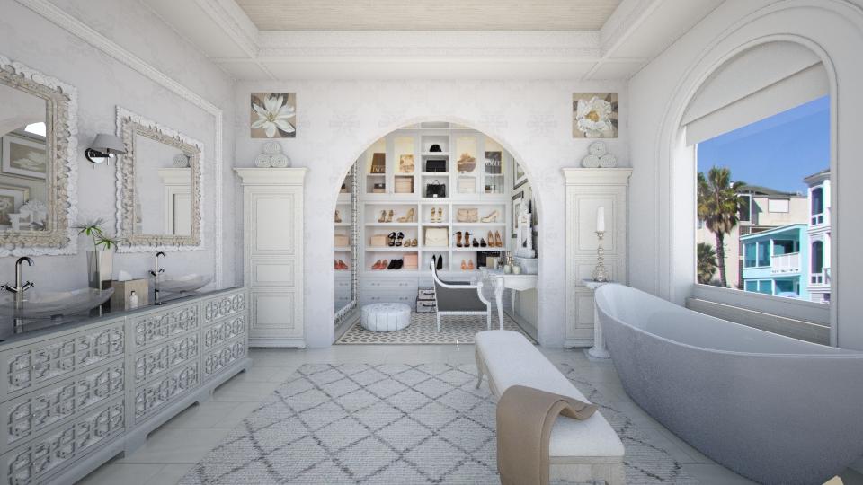Palisades - Bathroom - by steph01mami