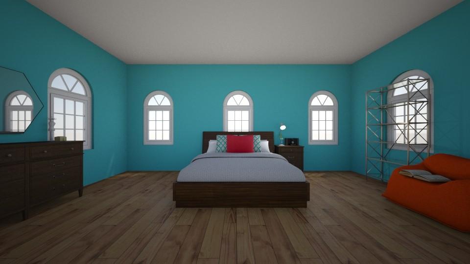 My big room - by chloe rayne
