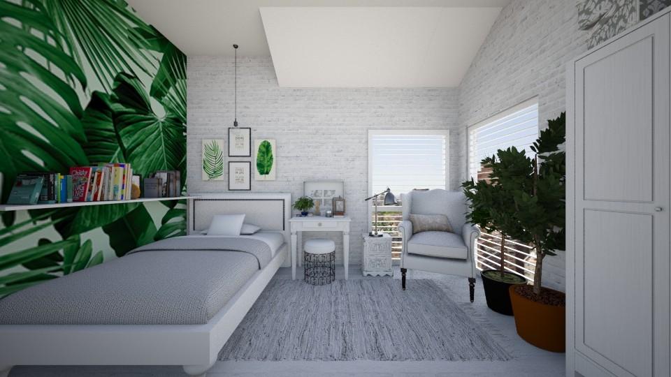 cozy retreat - by F T