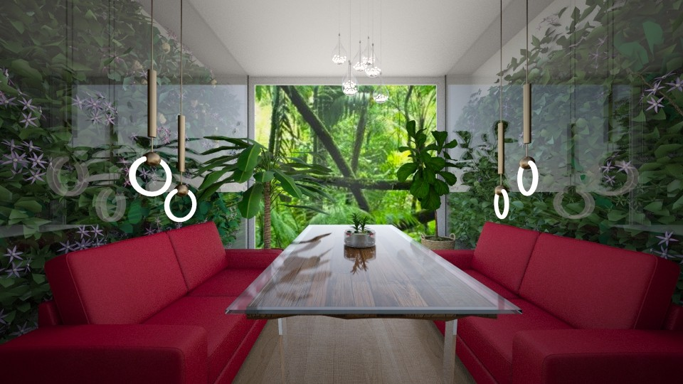 Jungle Room - by CatsFurLife