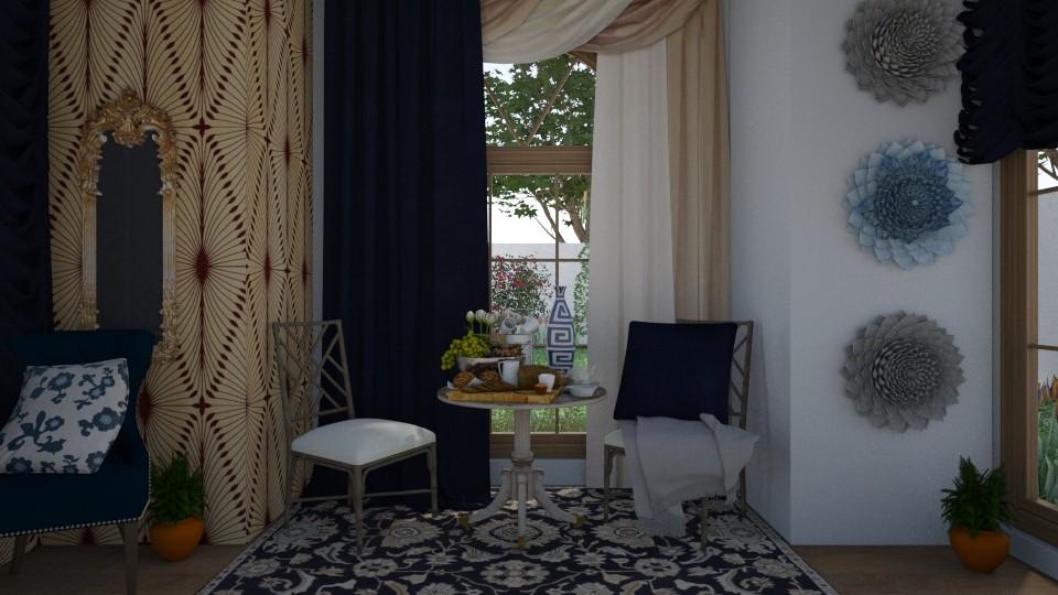Tea Spot - Classic - Dining room - by XiraFizade