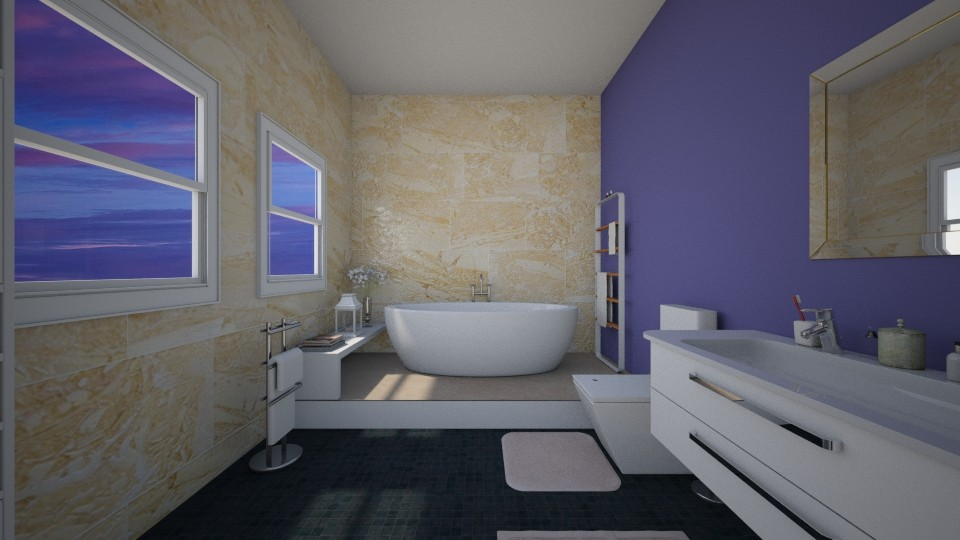 Vintage & Violet - Vintage - Bedroom - by Abracadabra