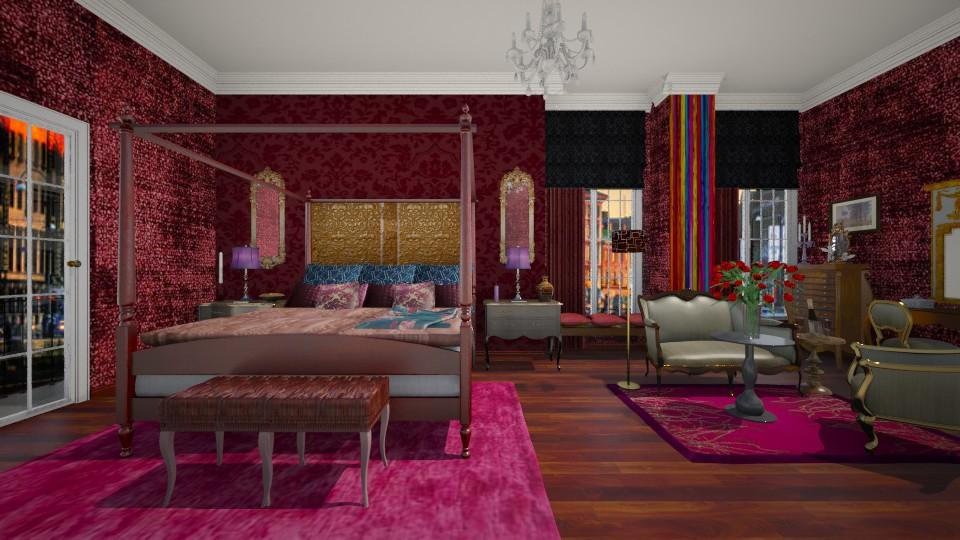 Dorsia Hotel - by Themis Aline Calcavecchia