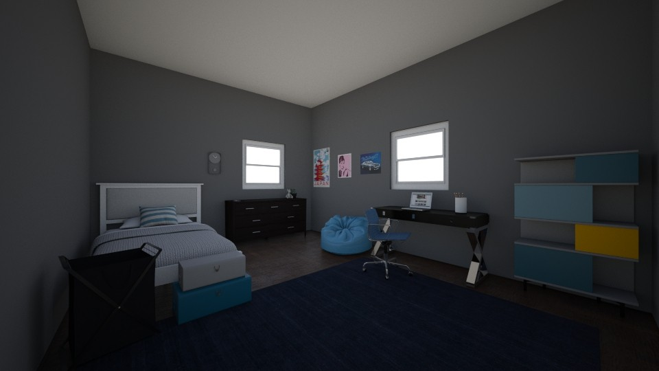 Boys Room - by pmm6739