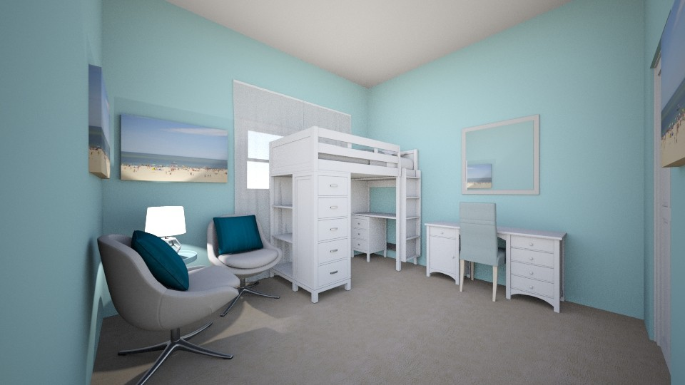 My Missouri Bedroom 3 - Modern - Bedroom - by WPM0825