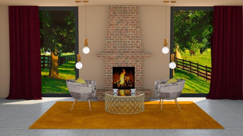 SMM_ Design - Modern - Living room - by oliinree12