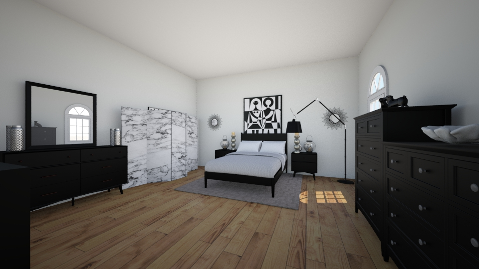 gg - Bedroom - by imane el moustaid