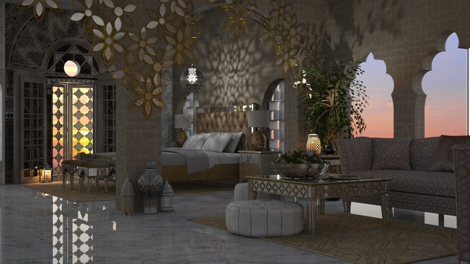 Casablanca - by ZsuzsannaCs
