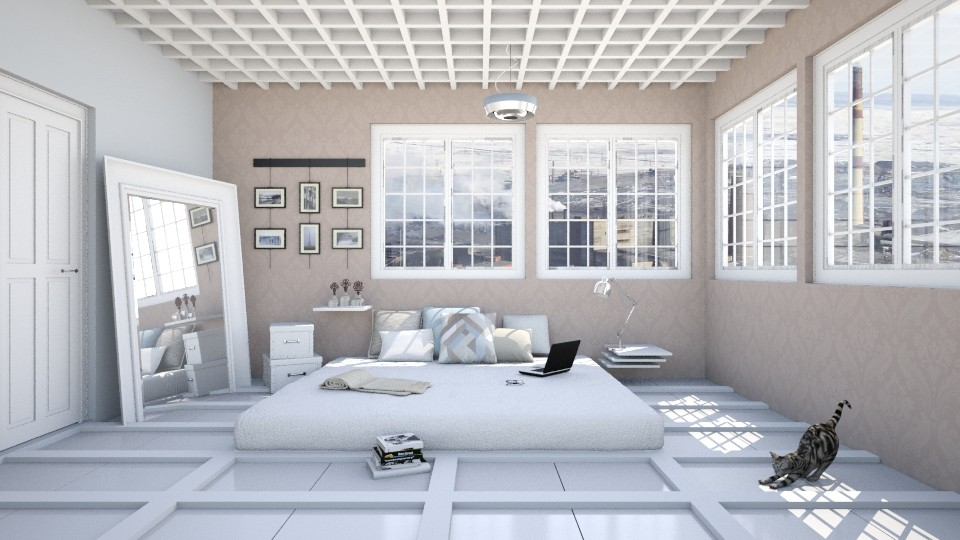 Factory - Bedroom - by Naavarin