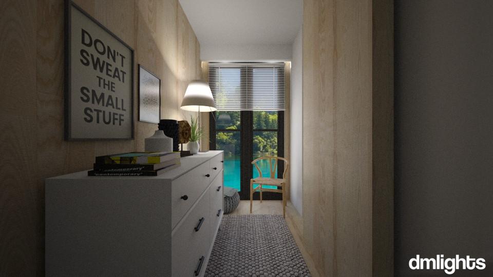 Asia Contemporanea - Bedroom - by DMLights-user-996069