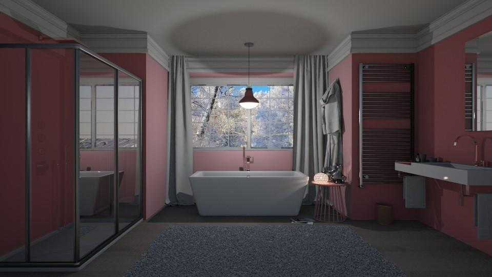 pink - by bohdalkovakata