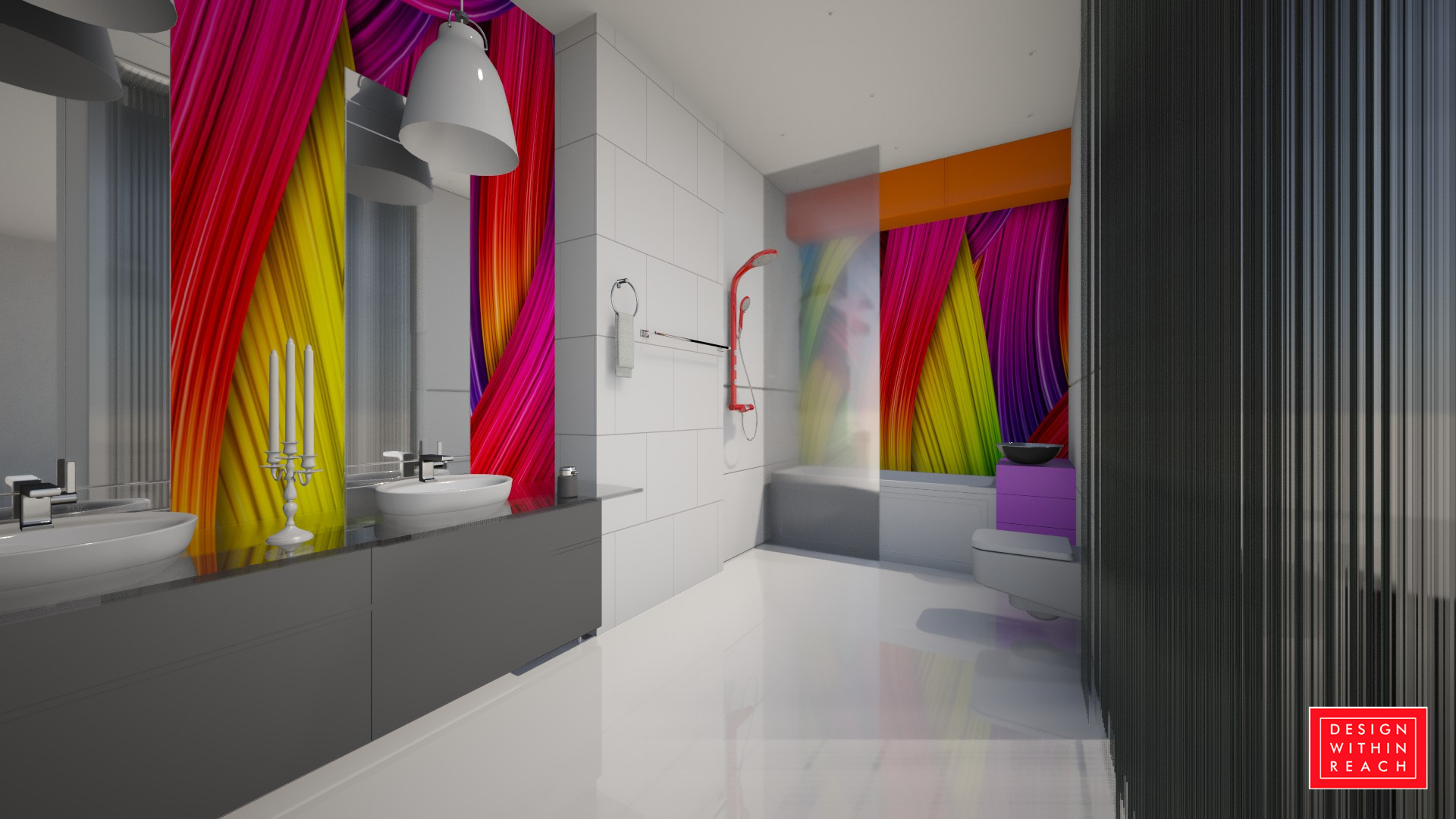 colorful baath concept - Modern - by i dont care