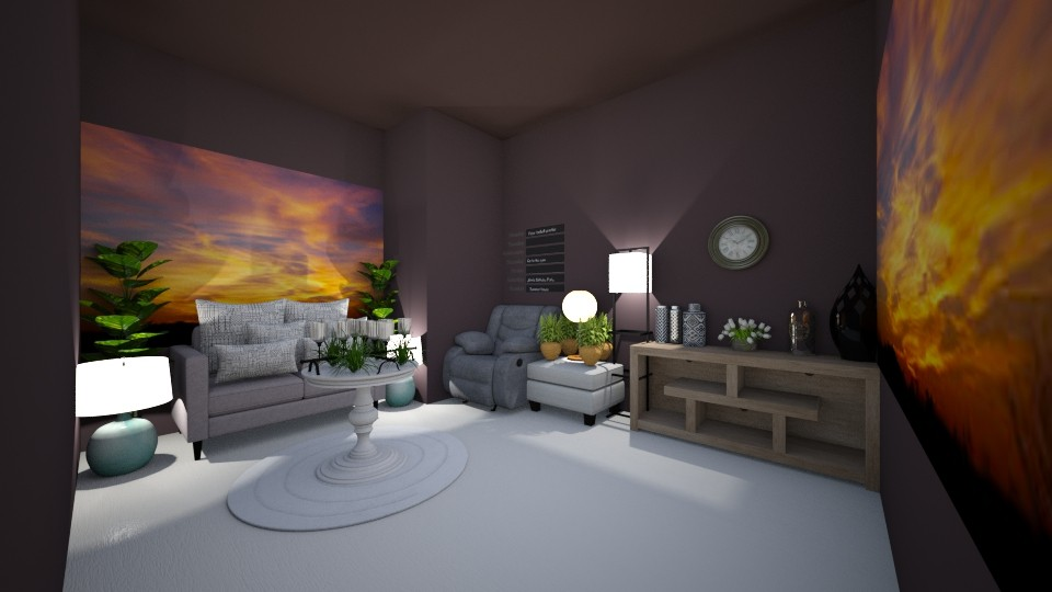 my living rom - Modern - Living room - by aggelidi 12312
