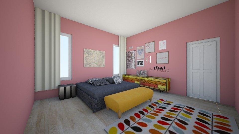 dream - Bedroom - by majocosain