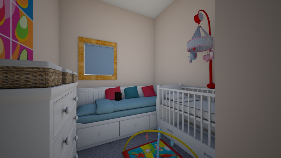 Baby room - Kids room - by Ibari