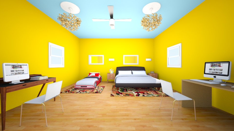 asdf - Bedroom - by SACHIN BARUPAL
