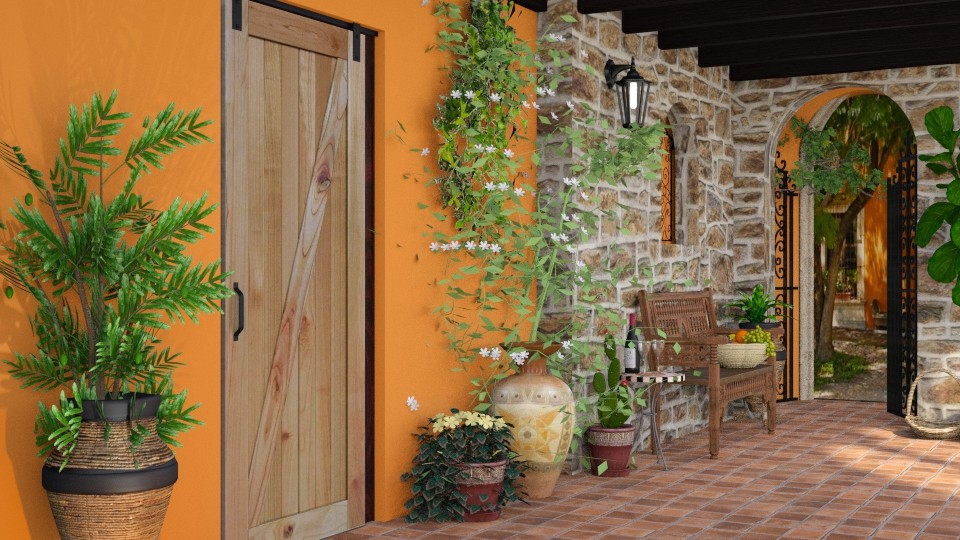 Casa Rural - by barnigondi
