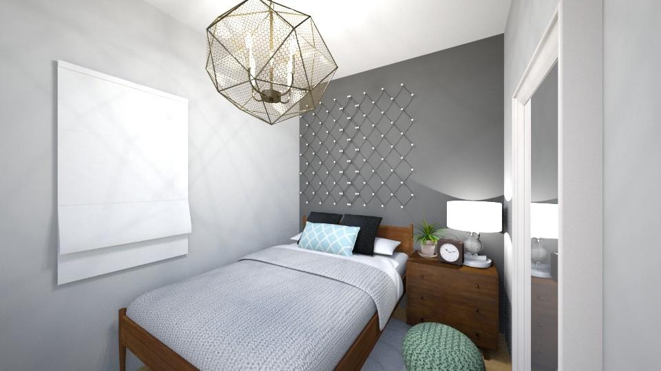 my room - Bedroom - by pandabearjames