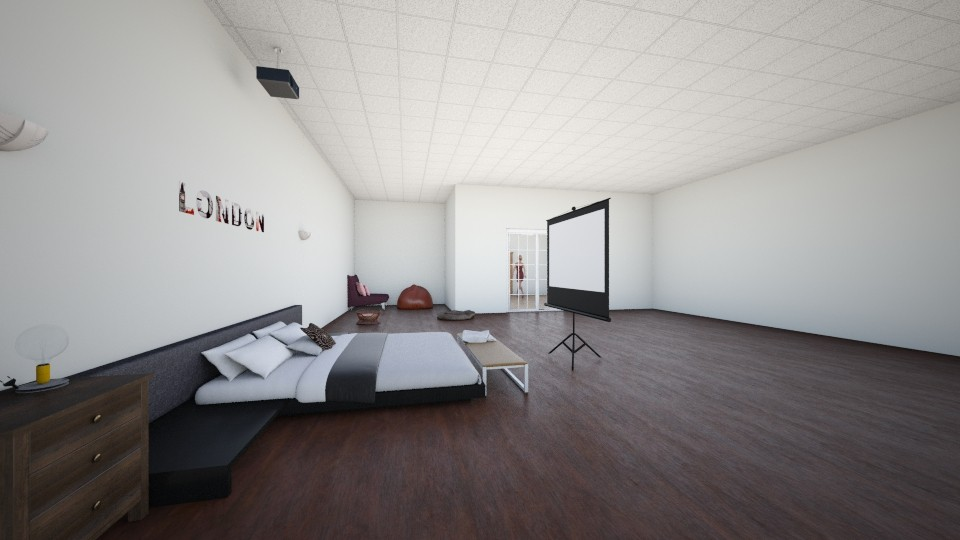 house - Bedroom - by Isabella Mastroianni