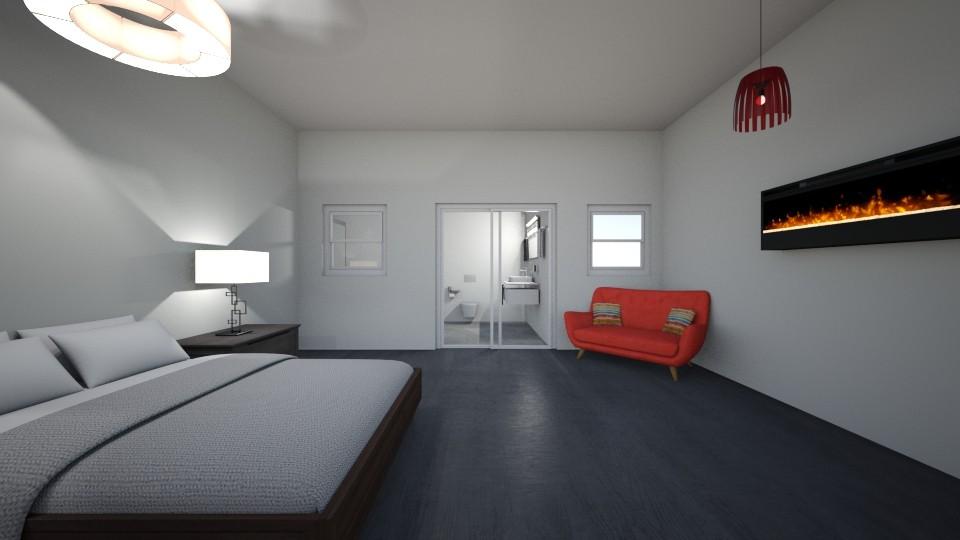Awesome - Feminine - Bedroom - by CASEY TOIVONEN