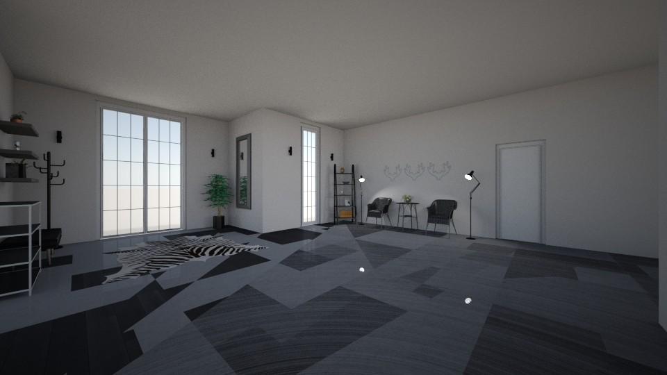 Hallway - Modern - by zhaaa
