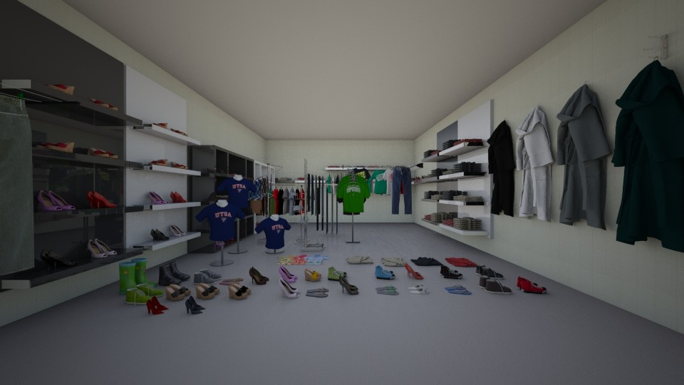 Clothing and Shoe list - by Madge2017