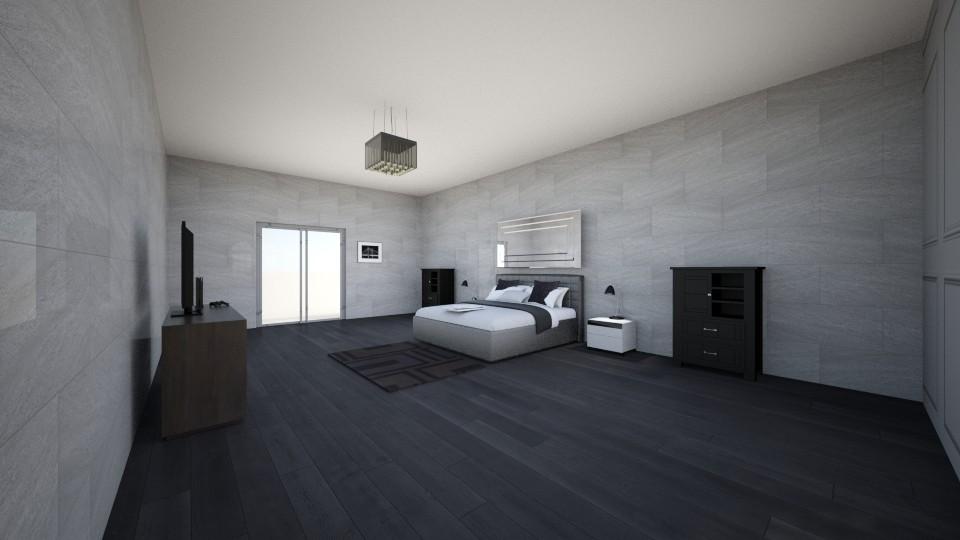 Bedroom - by jayvalentine