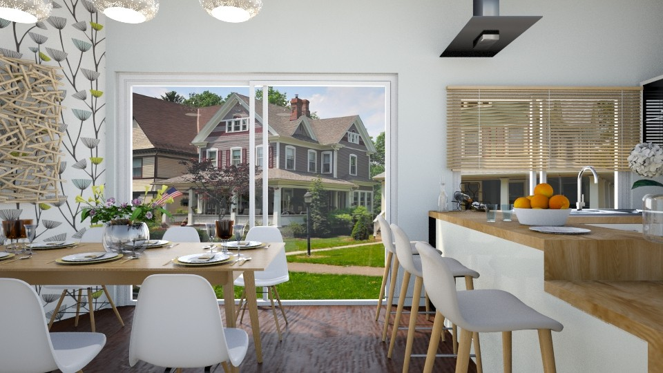 House Build Kitchen - by KS81boff