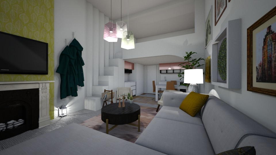 23052017 - Modern - Living room - by matina1976
