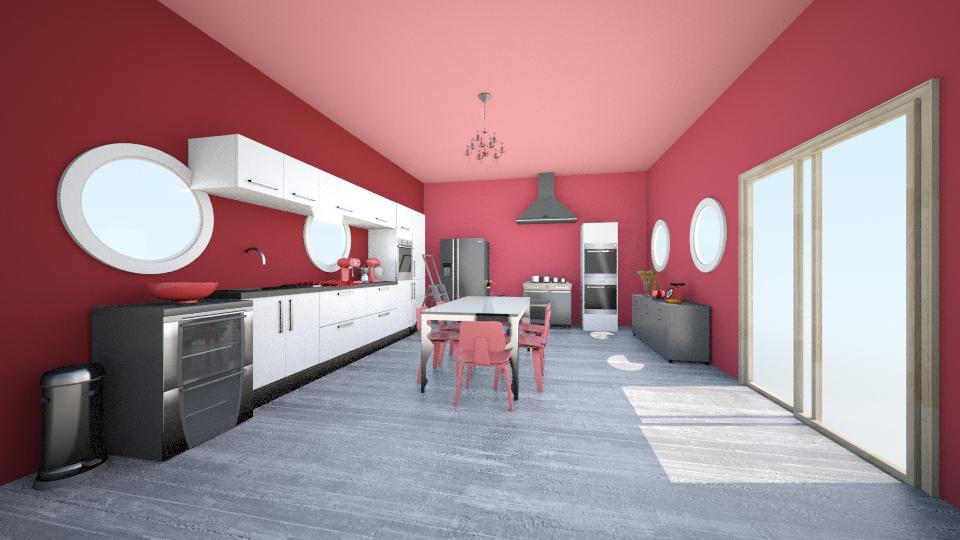 Cozinha ainda em amdament - Garden - by Rosiane 100