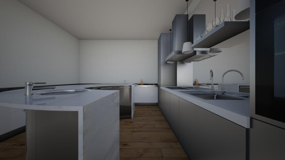 my kitchen - by sudevi