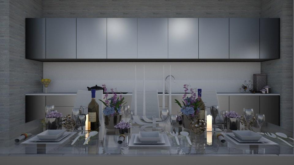 Cassina - Modern - Kitchen - by Rose Hdz