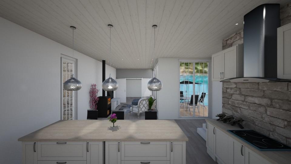 kitchen - Modern - Kitchen - by Wohooo
