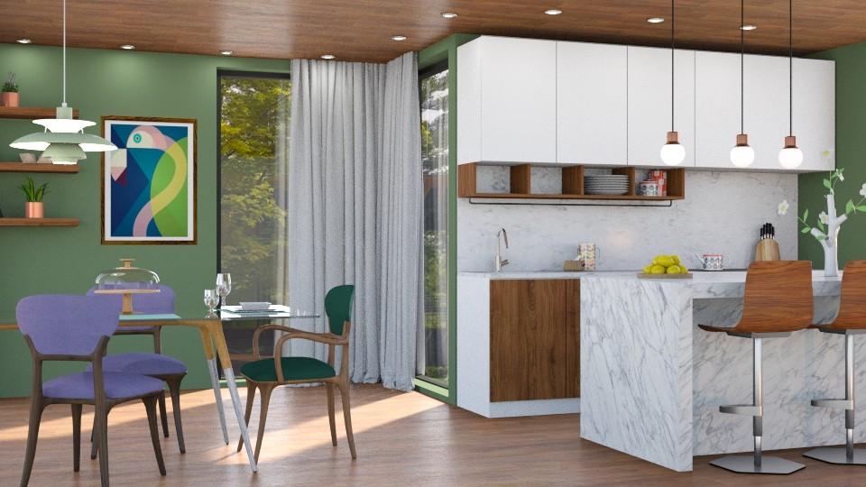 MC Kitchen - by Valkhan