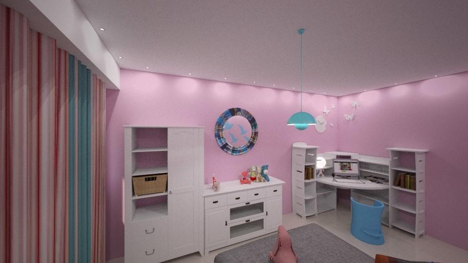 kidsroom467 - by DMLights-user-1149496