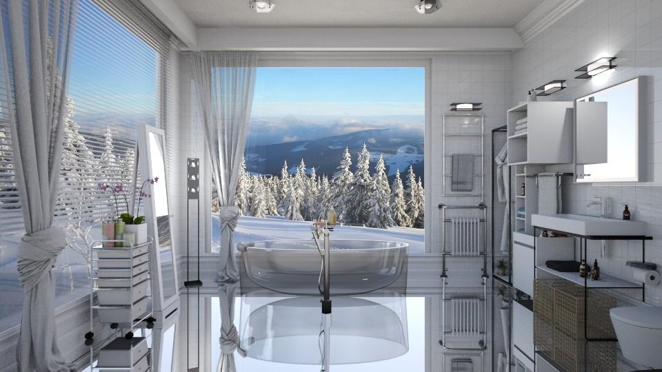 Scandinavian  - Modern - Bathroom - by Ida Dzanovic