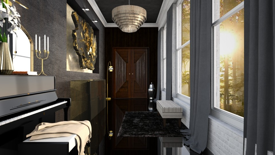 couloir - by Artichoses