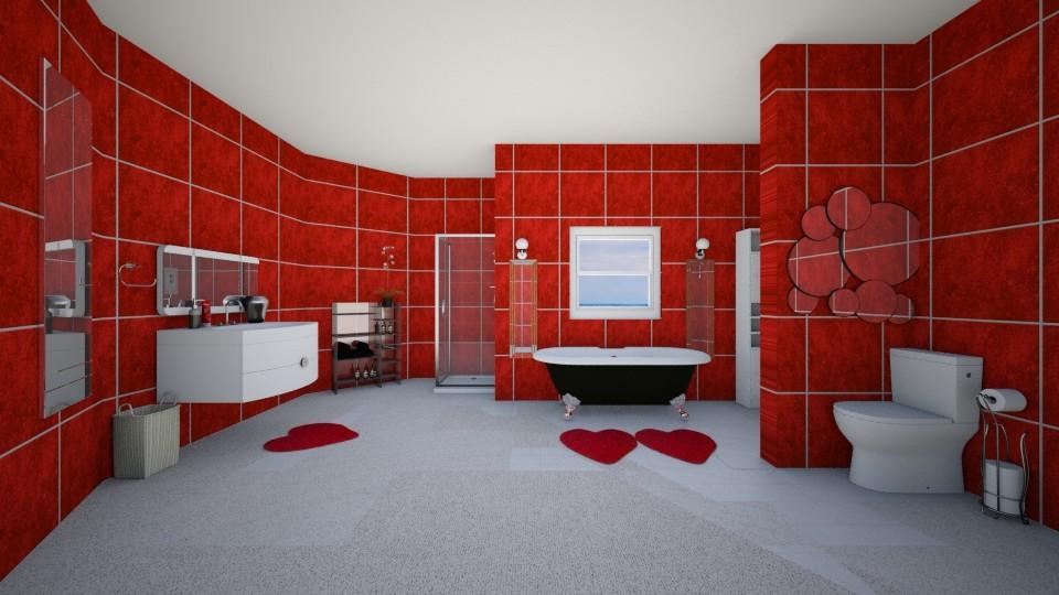 bathroom1 - Bathroom - by Loli Bamboom