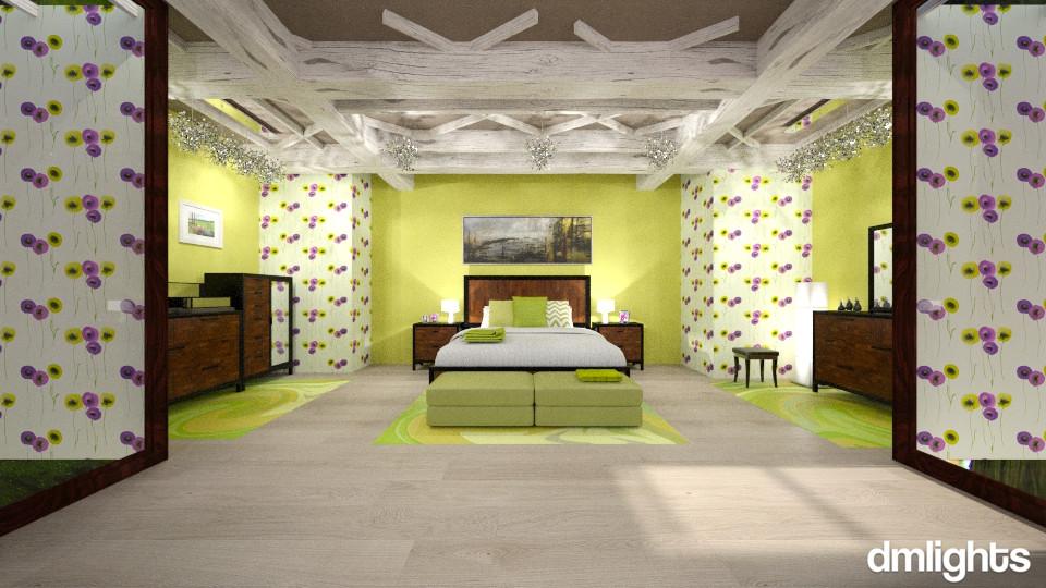 Ivana - Bedroom - by DMLights-user-1054369