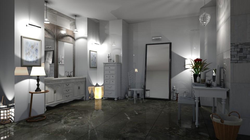 bath 789 - Bathroom - by jdenae3