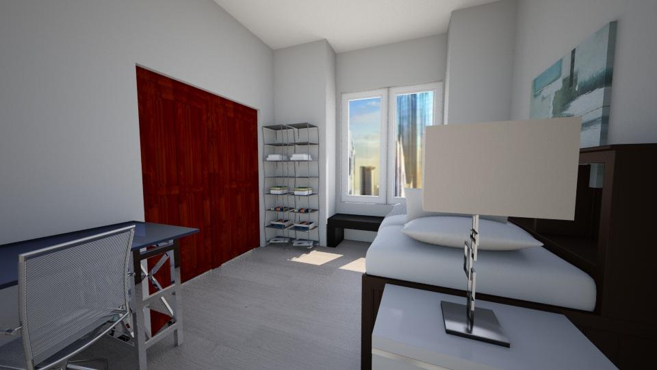 bedroom - Bedroom - by megatron1234