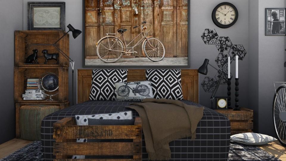 Bike song - Bedroom - by Liu Kovac