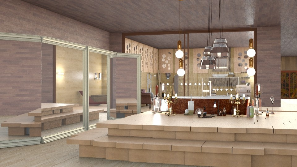 Bathroom For Relaxation   - Modern - Bathroom - by InteriorDesigner111
