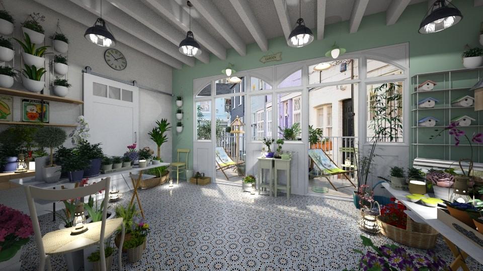 garden shop - by rossella63