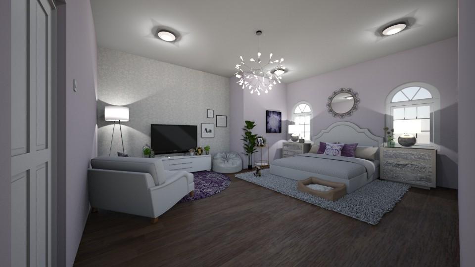 c - Bedroom - by aheino16